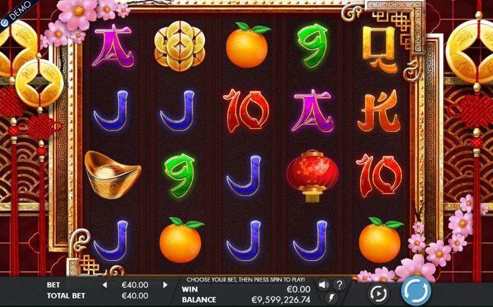 Slot Machine Repeat Column Match China