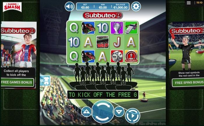 Subbuteo is one of the top rated Slots of all time