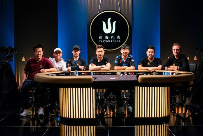 Rui Cao Wins Triton Poker Montenegro Short Deck Main Event for ,350,728 101
