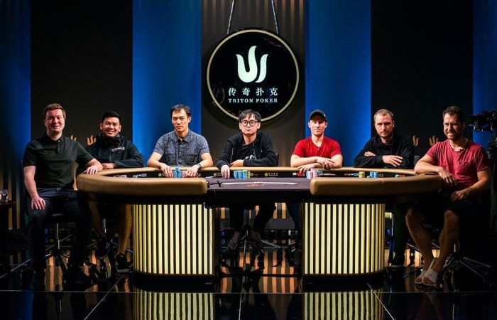 John Juanda Wins Triton Poker Montenegro HKD 250K Short Deck Event for 3,600 101