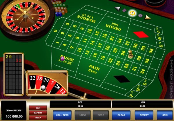 Free French Roulette