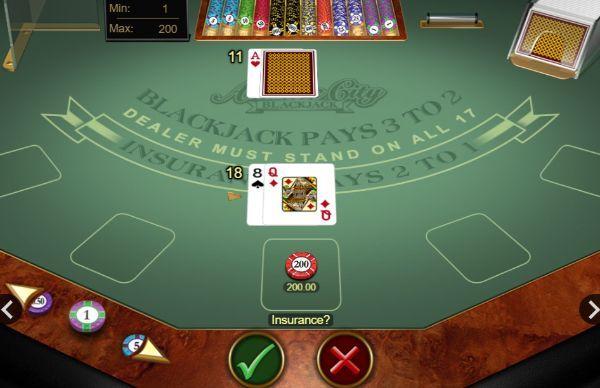 Casino justice