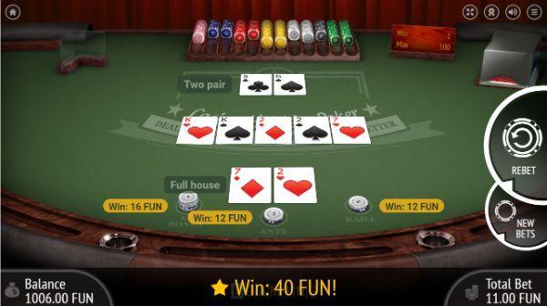 Casino blackjack betting rules holdem betting odds trump president