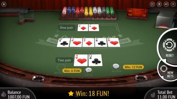 Free casino hold em turning stone casino job opportunities