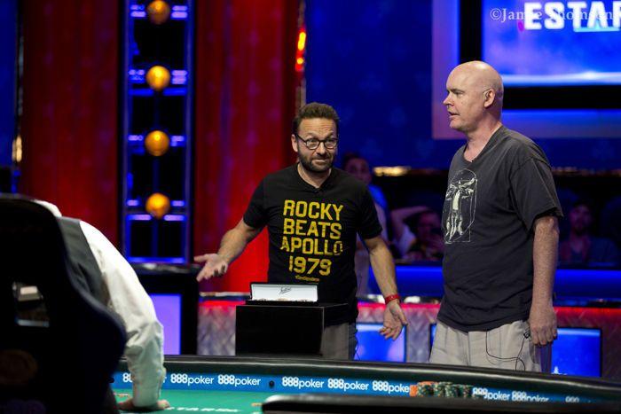 WSOP 2019: Daniel Negreanu Eliminado y Segundo Lugar (Premio USD $151,700)  B4174b5327