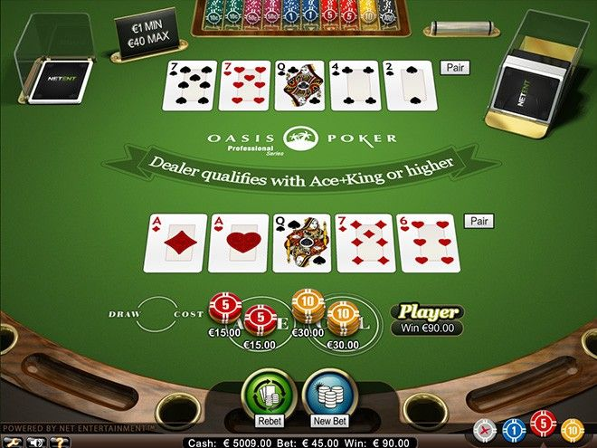 best casino card games