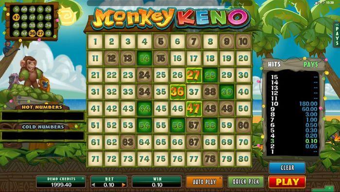 Spiele Turbo Keno - Video Slots Online