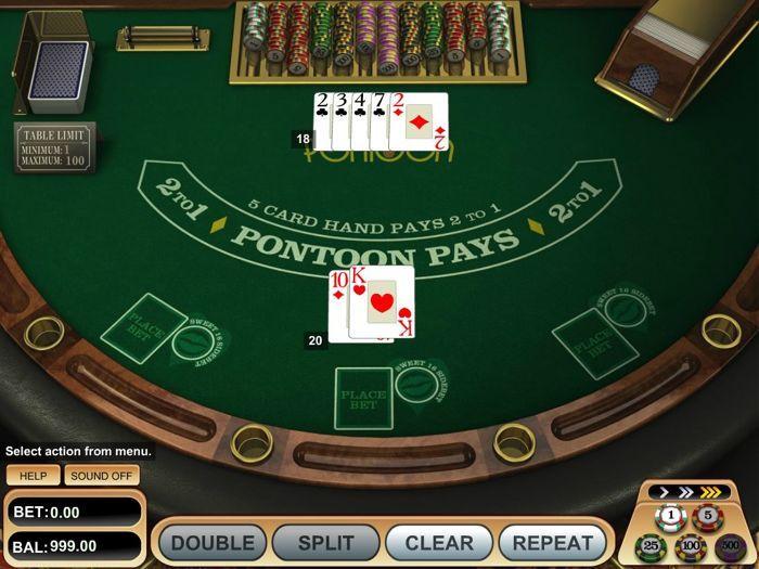 Free Blackjack Games For Fun