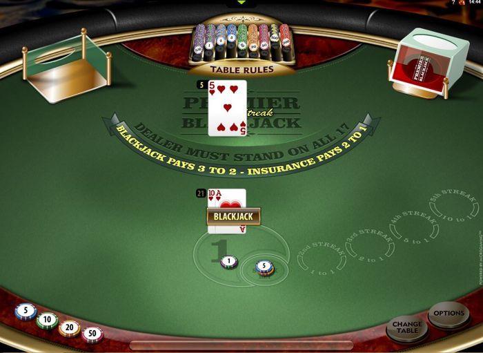 play free blackjack