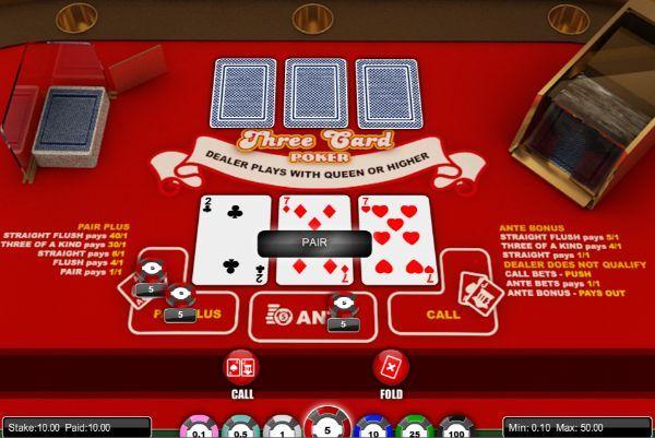 Three card poker betting strategies portland vs memphis betting expert boxing