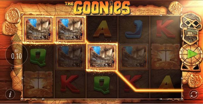 The Goonies Slot Machine Play Online And Trigger All 12 Bonuses