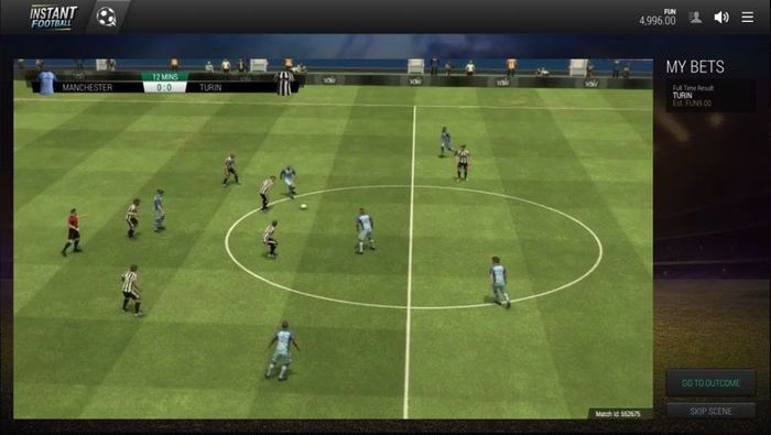 Instant Football is the Best Sports Simulation to Play in