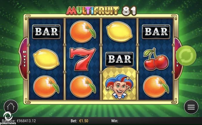 Tangier Casino Online : Jungle Reels : Best Hands To Play In Slot