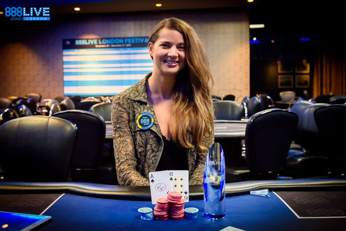 Sofia Lovgren Wins Ladies Event