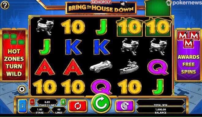 deerfoot inn & casino inc - calgary, ab Slot