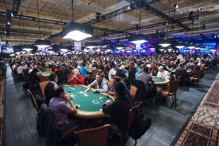 The 2019 WSOP was a record-breaking one