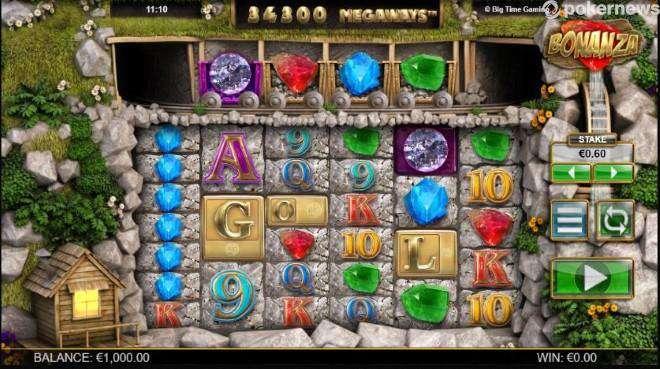 Bonanza Slot Machine Review And Bonus To Play Online Pokernews