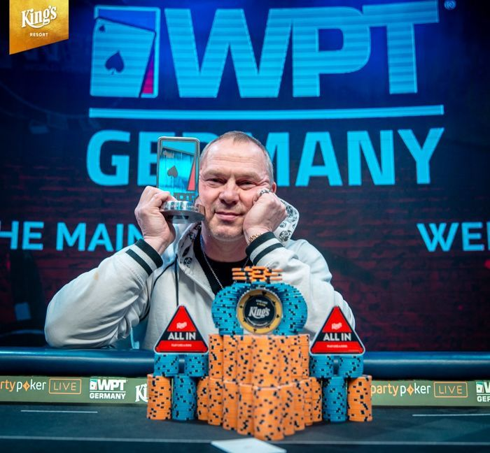 Ricardas Vymeris Wins WPT Germany Opener at King's Resort