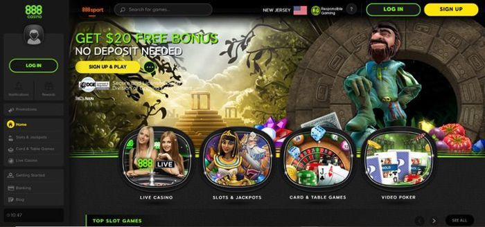 888casino real money app to play slots on Android in 2020