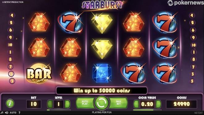 The Best Real Money Online Casino Slots New Jersey Pokernews