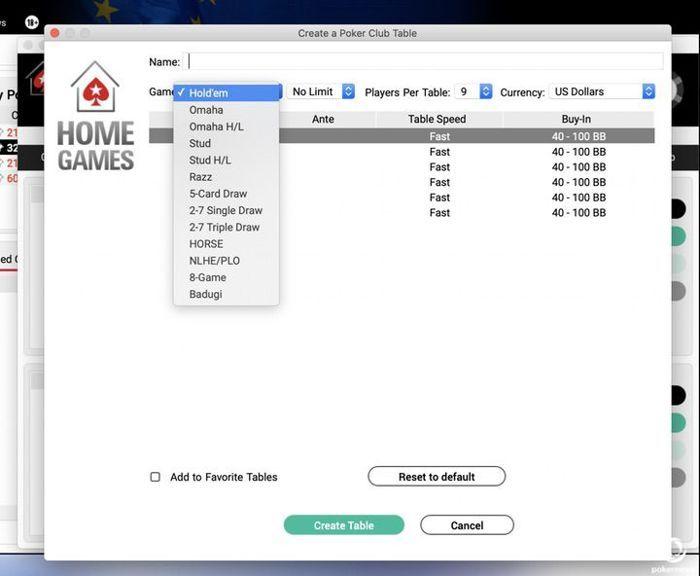 Mainkan permainan uang pribadi secara online dengan teman-teman