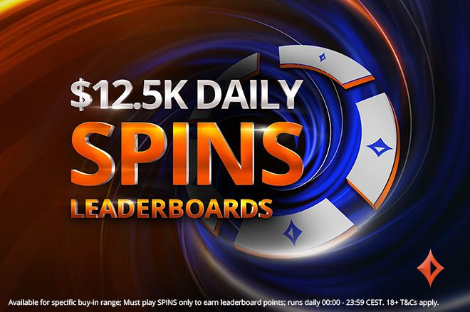 """Papan Peringkat SPINS """"class ="""" content-img lazyload """"/>    <figcaption/> </figure> <p> $ 12.500 uang tunai dan tiket SPINS dimenangkan oleh pemain SPINS partypoker setiap hari. Papan peringkat harian, berdasarkan pada buy-in turnamen SPINS, beri penghargaan 15-50 (tergantung pada leaderboard) pemenang poin setiap hari. </p> <ul> <li> Mikro: buy-in $ 0,25 dan $ 1 </li> <li> Kecil: buy-in $ 3 dan $ 5 </li> <li> Rendah: buy-in $ 10 dan $ 20 </li> <li> Pertengahan: $ 50 dan $ 100 buy-in </li> <li> Tinggi: $ 250 dan $ 500 buy-in </li> </ul> <p> Hadiah berkisar dari satu tiket $ 5 SPINS hingga $ 250 tiket SPINS, dan uang tunai senilai hingga $ 1.000. </p> <div class="""