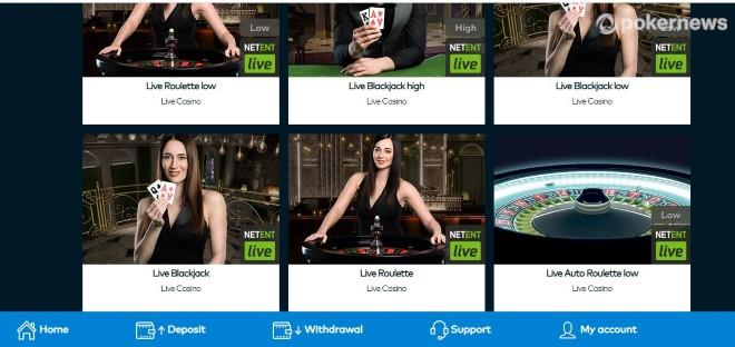 Fun Casino live dealer roulette