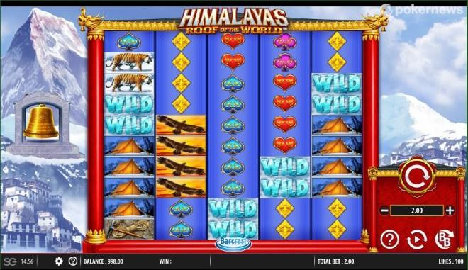 How to win at slots - Himalayas: Roof of the World