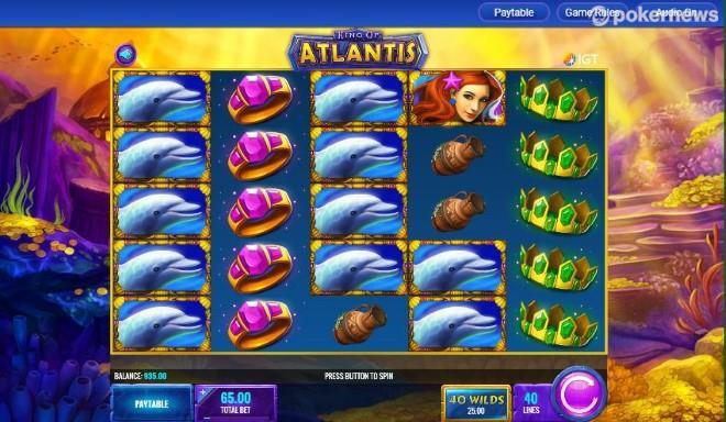 วิธีชนะที่สล็อต - สล็อตความผันผวนสูงที่ต้องลอง: King of Atlantis