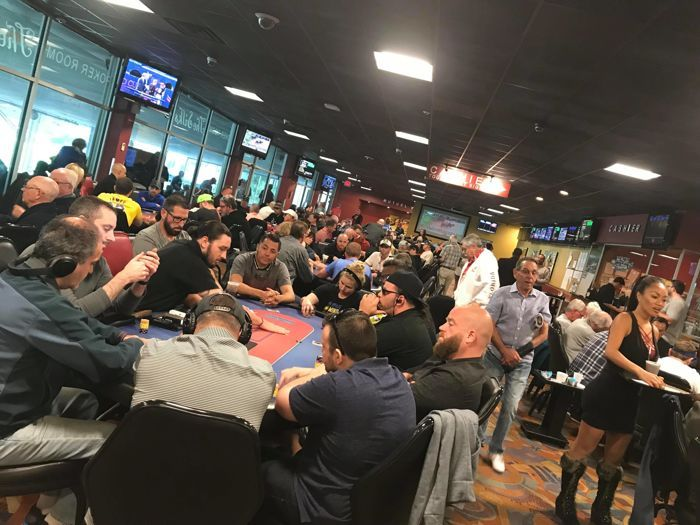 Tampa Bay Downs Ante Up Poker Tour Hari 1d