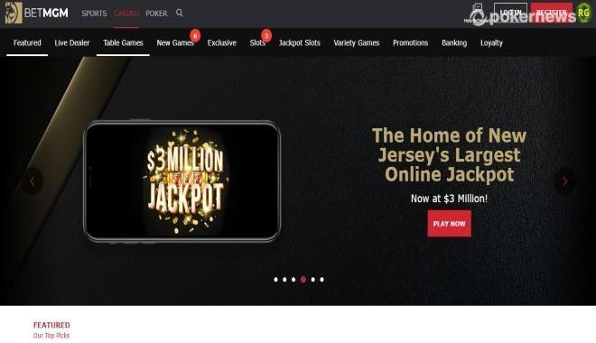 Top Nj Online Casinos