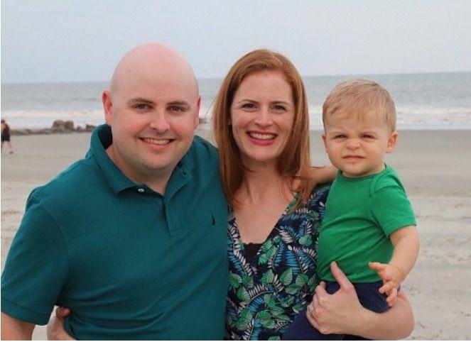 Sam Stein dan keluarganya.
