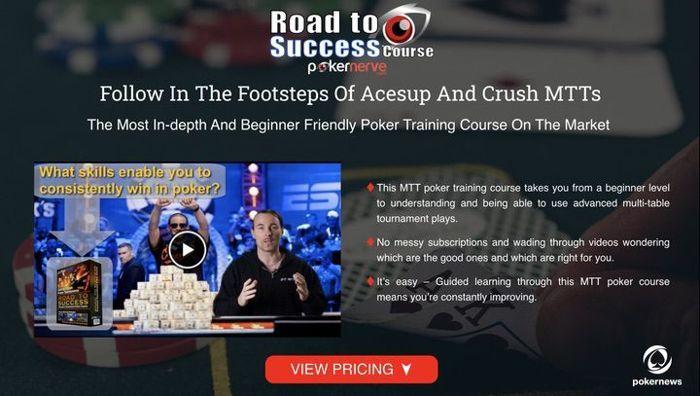 Best poker training courses online