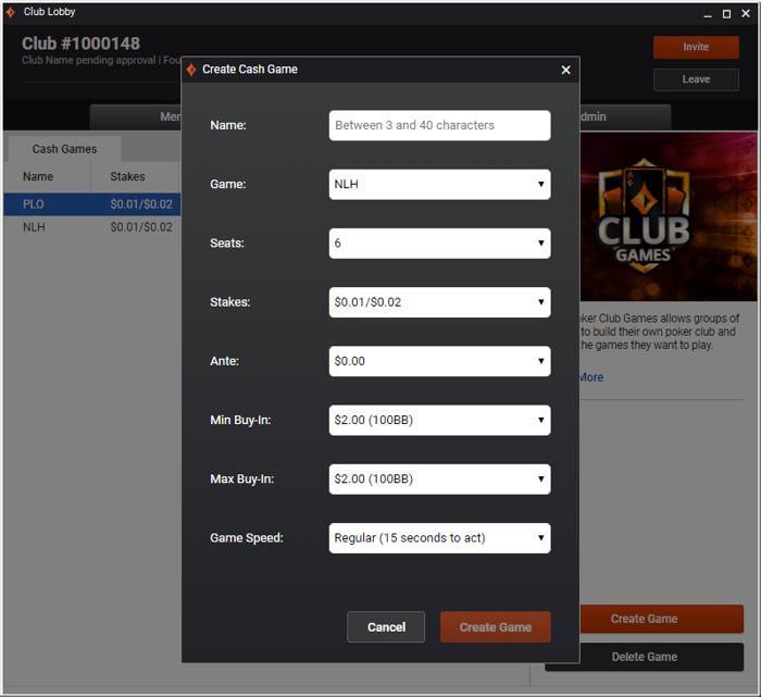 Game Klub Buat Game Uang