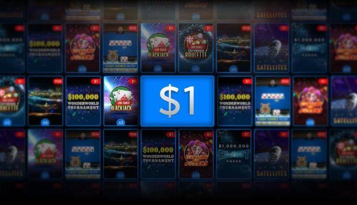 888poker WonderWorld