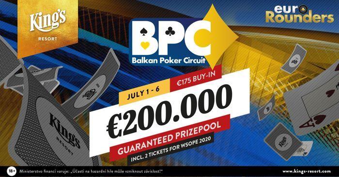 Balkan Poker Circuit