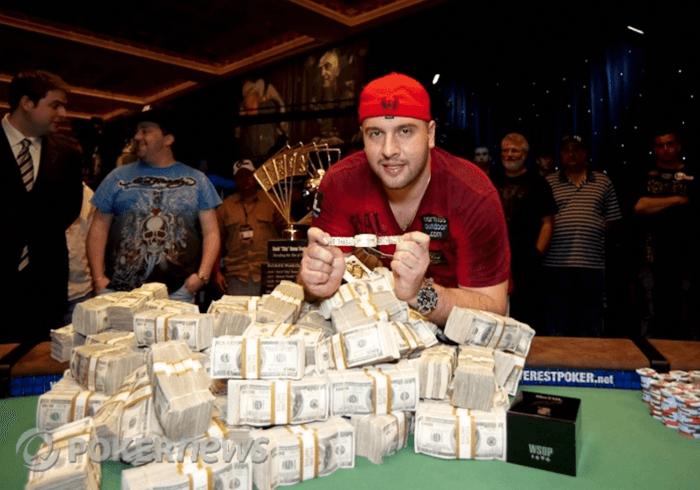 Michael Mizrachi memenangkan PPC # 1 pada tahun 2010