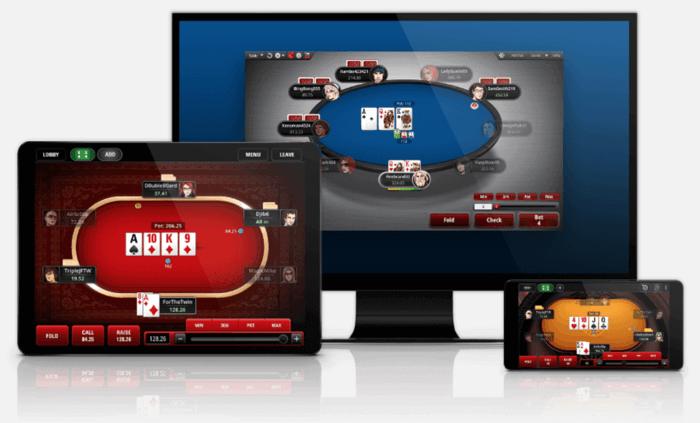 Best online poker app real money