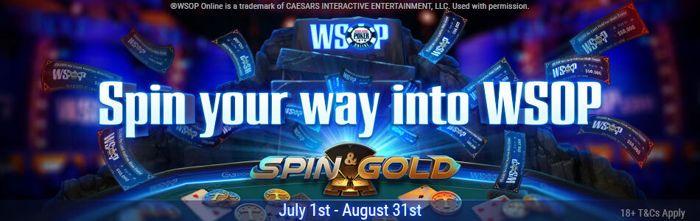 Putar Jalan Anda ke WSOP