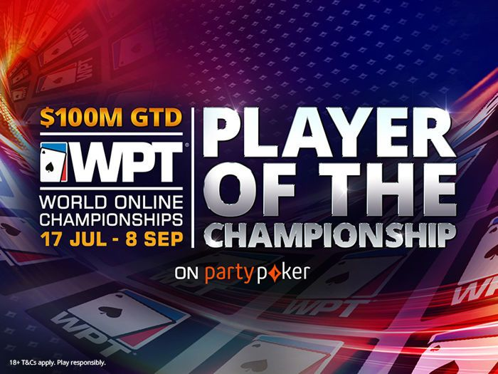 Player of the Championship akan memenangkan $ 50,000