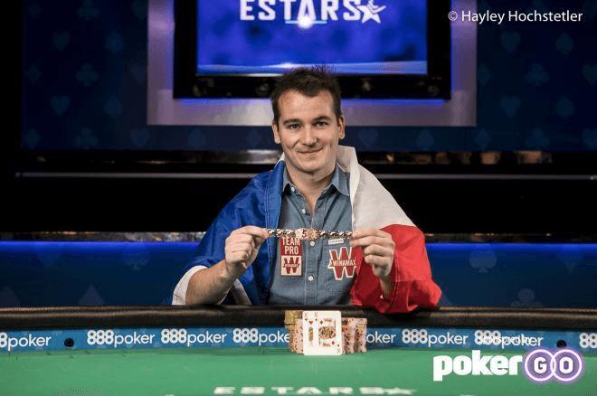 Gelang Ivan Deyra WSOP