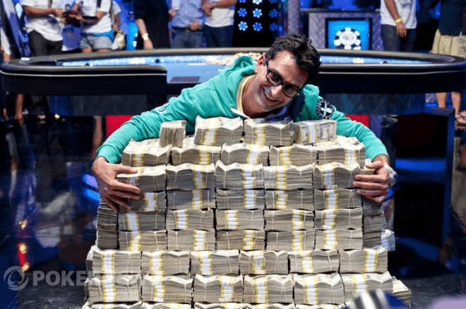 Antonio Esfandiari One Drop