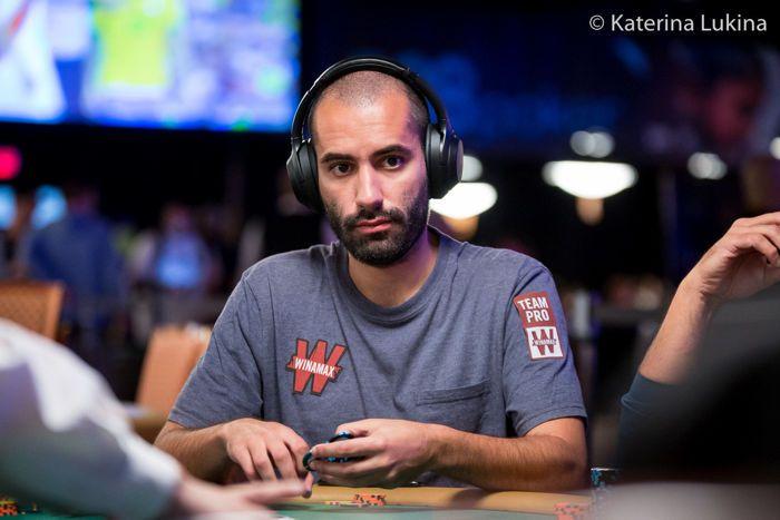 Joao Vieira selesai di tempat 5 untuk $ 82.510