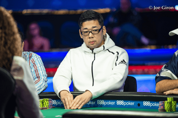 Kazuki Ikeuchi selesai di tempat ke-13 untuk $ 15.898