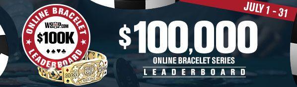 2020 WSOP Leaderboard