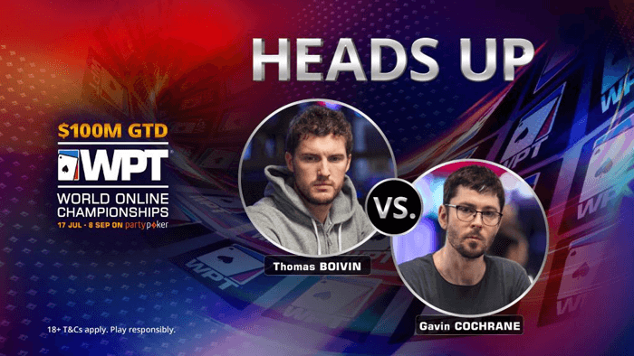 WPT WOC 8-Max Heads-Up