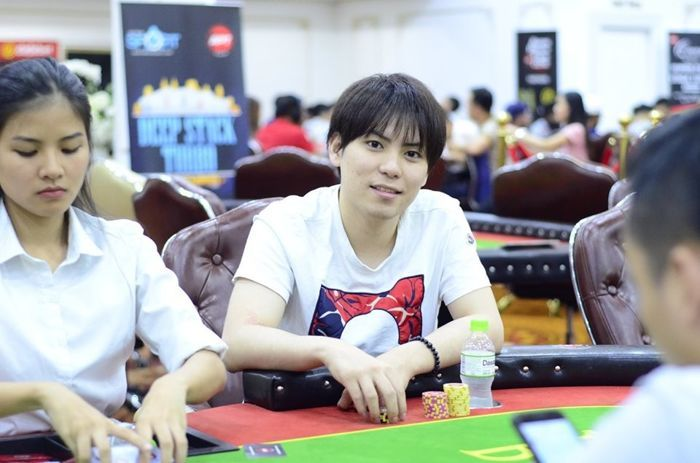 Shoma Ishikawa (Sumber Foto: Tur Poker Asia)