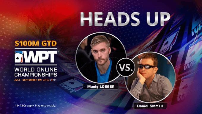 Smyth vs Loeser Heads-up WPT WOC