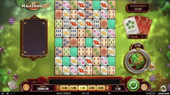 Mahjong 88 is an innovative Play n Go game to play in 2020