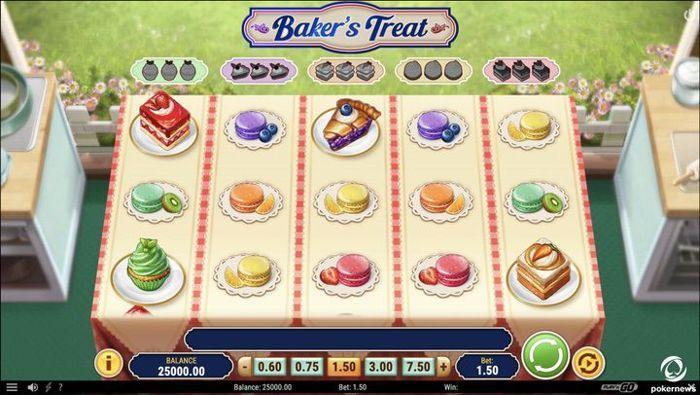 Play'n Go Slot Machine with Bonuses